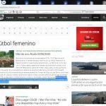 Entrevista en Onda Cero para promocionar los equipos femeninos de SAD Espartales Sur